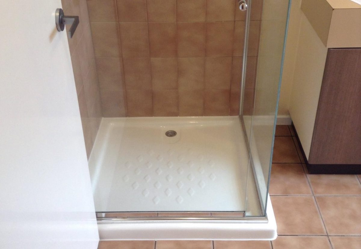 9×9 Shower Repair