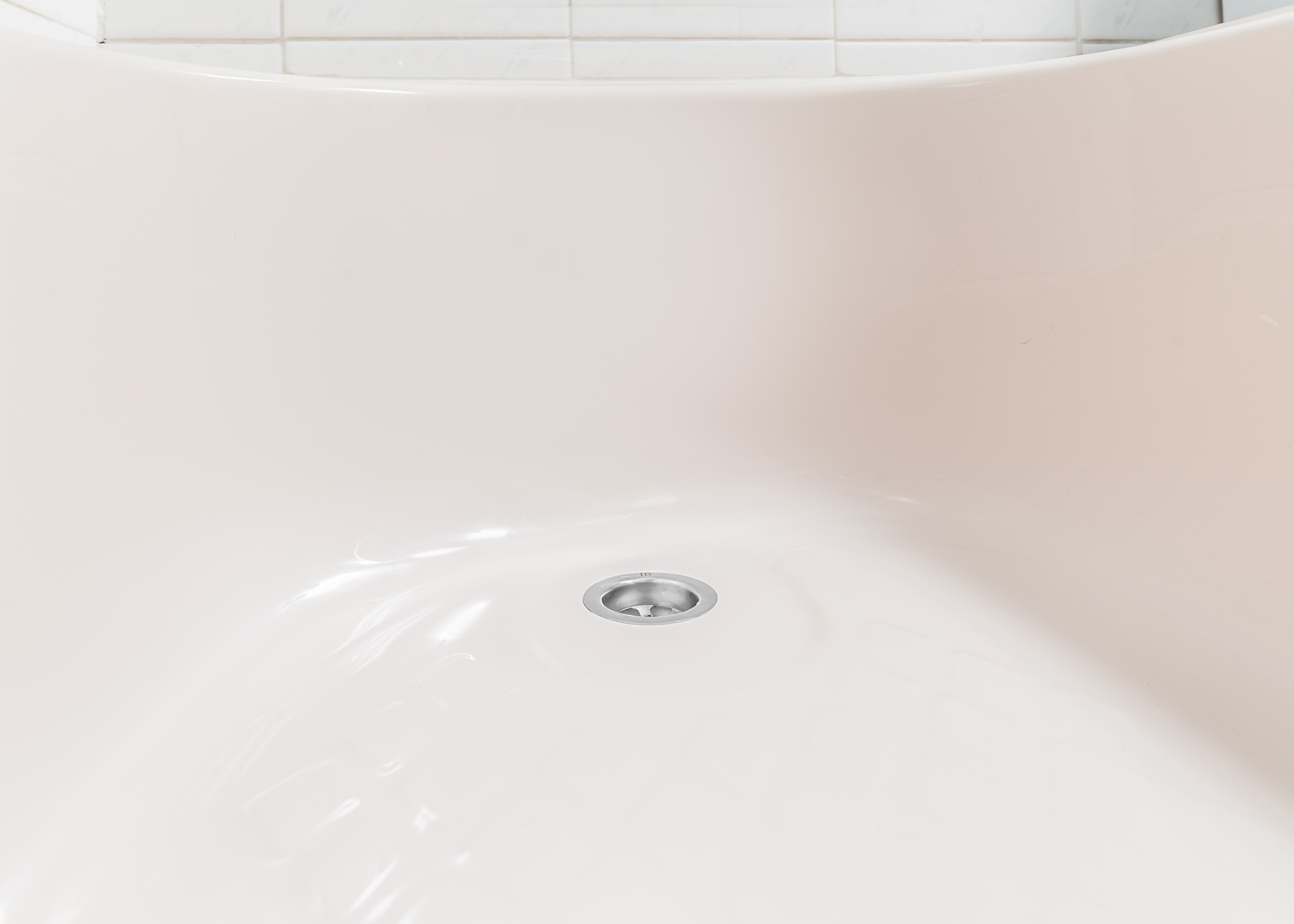 After. Almond Ivory Bath: ...