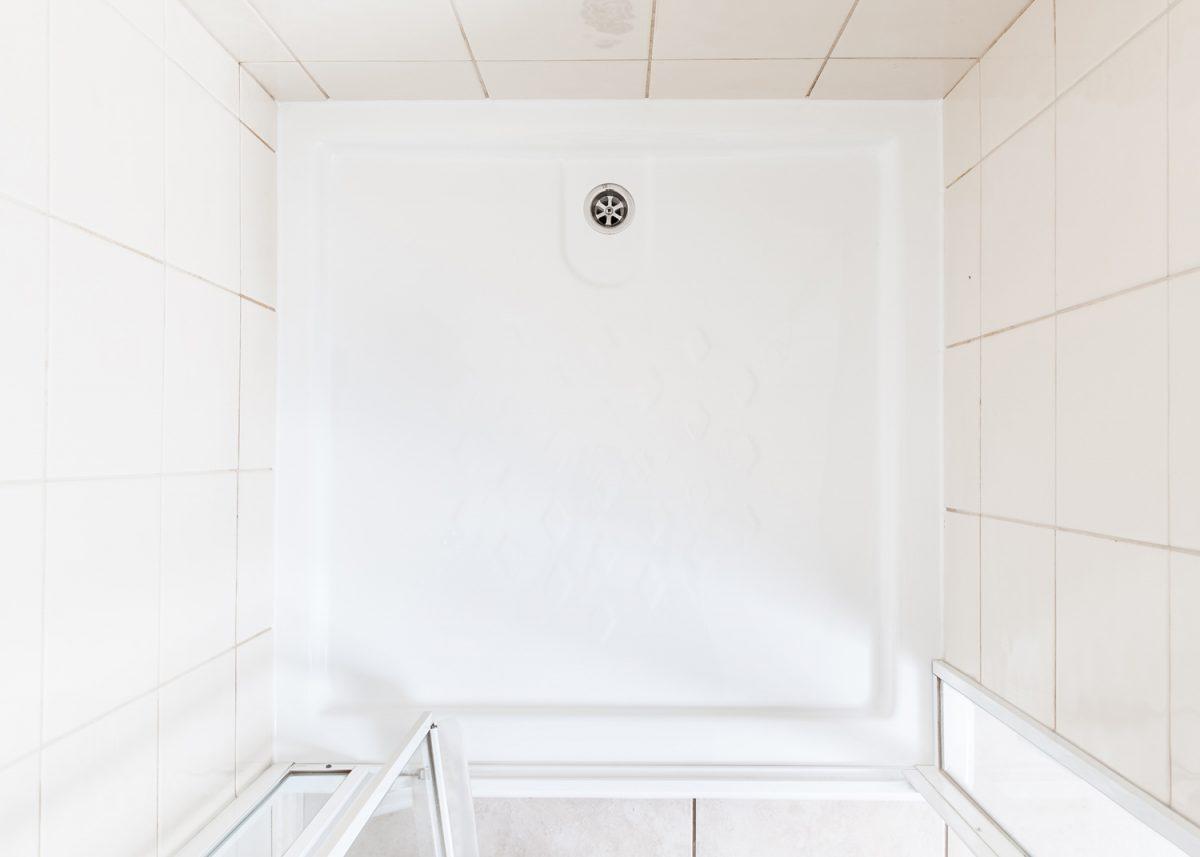 Cracked Shower Repair