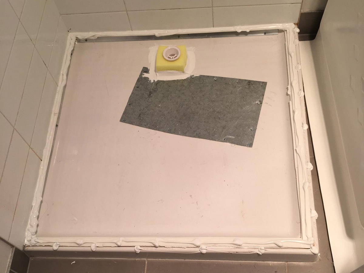 Cracked Shower Repair Victoria