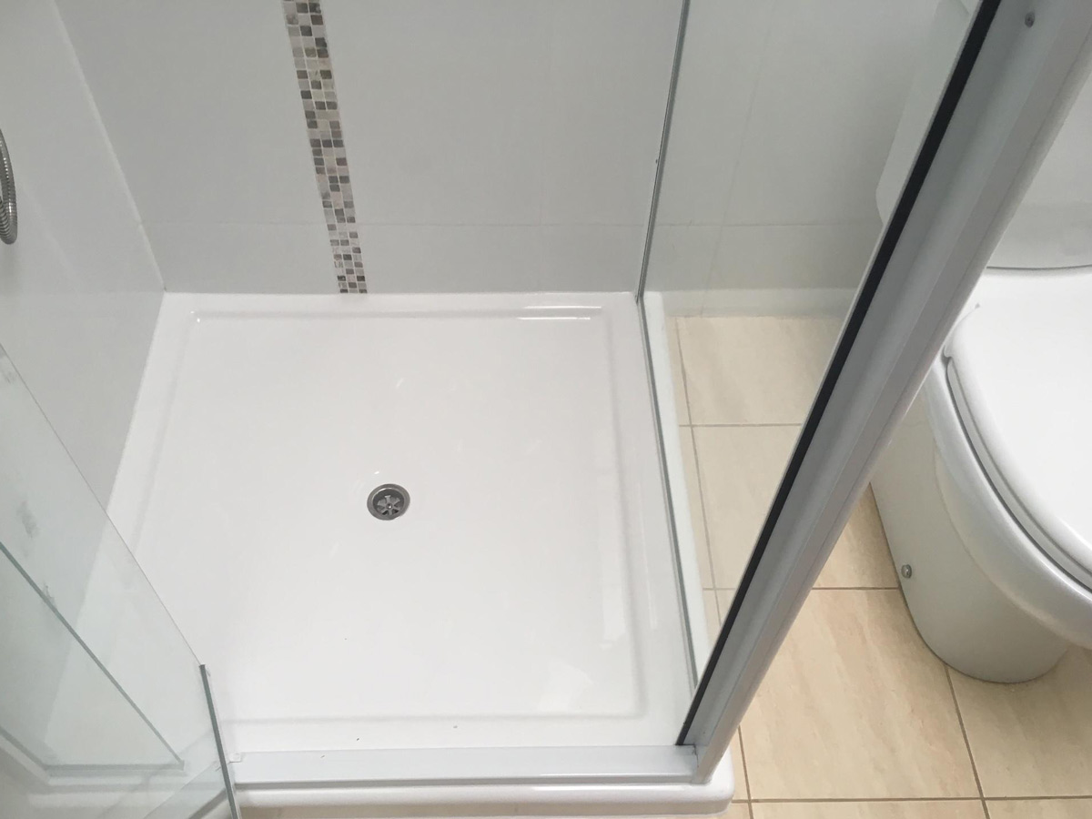 New shower, New screen & Regrout Chirnside Park Vic