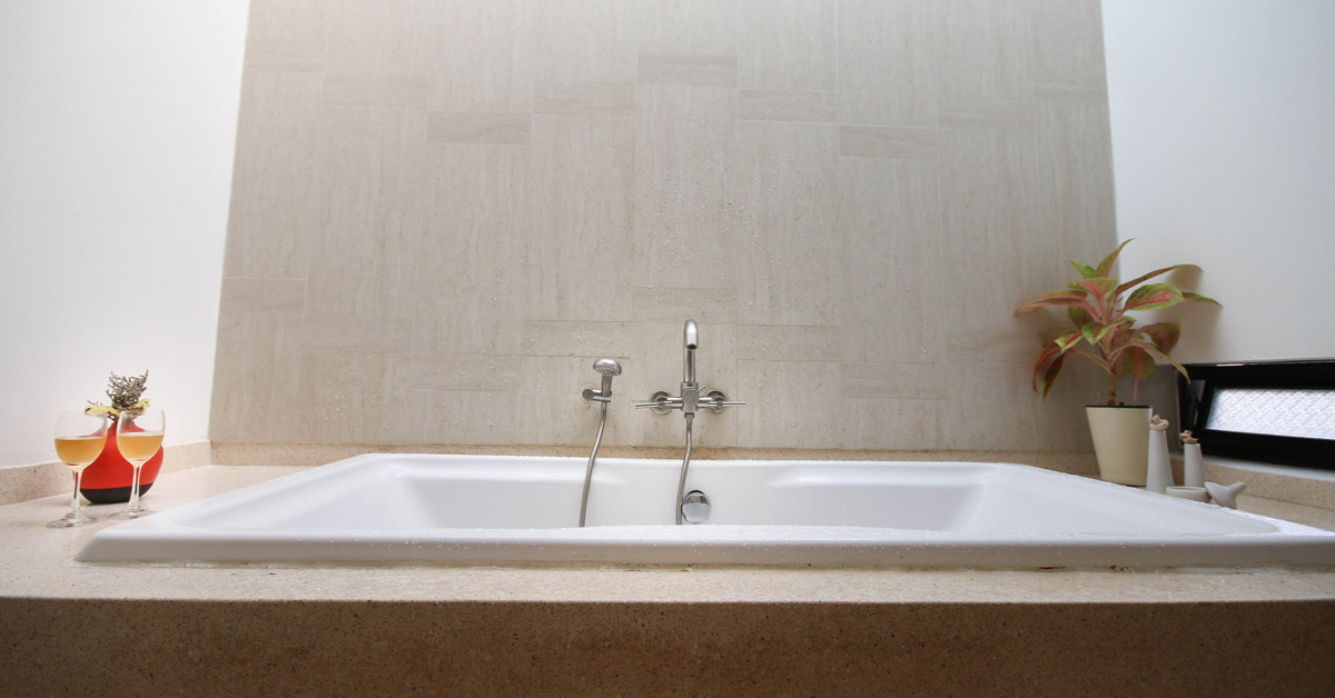 Affordable and high-quality hotel bath repairs.