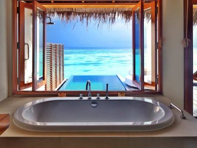 7 of the Most Luxurious Hotel Bathrooms from Around the World