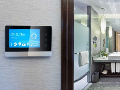 5 Of The Most Cutting-Edge Hotel Bathroom Gadgets
